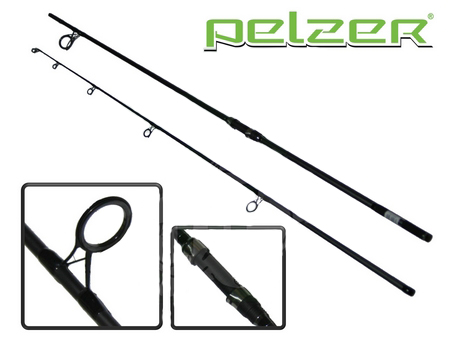 Pelzer Carp Fighter 12ft 3lb 1+1