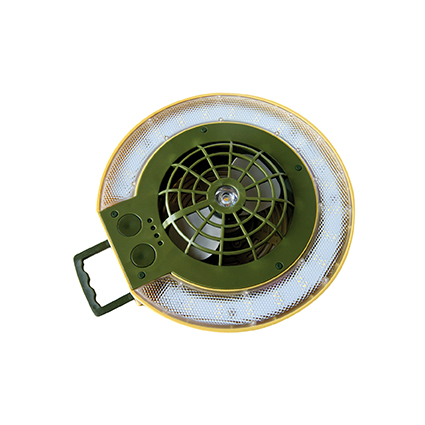 Pelzer Ventilátor/Světlo Executive Bivvy Light+Fan