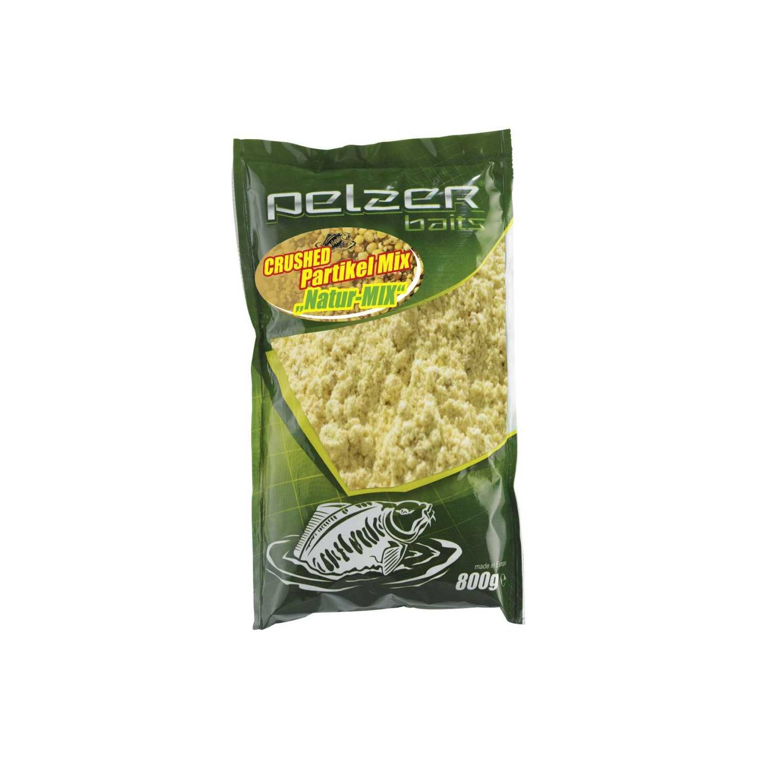 Pelzer Crushed Partikel Mix Natural 800g