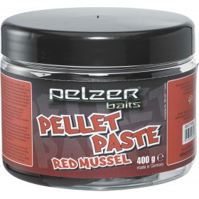 Pelzer Pellet Paste Red Mussel 500g