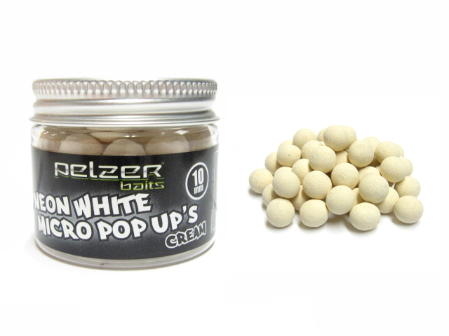 Pelzer Neon Micro Pop-UP Cream 10mm