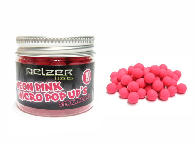 Pelzer Neon Micro Pop-UP Jahoda 10mm
