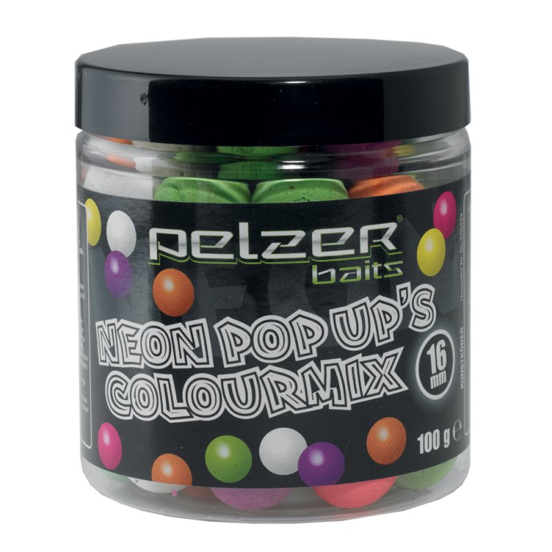 Pelzer Neon Pop-UP COLOUR MIX16mm